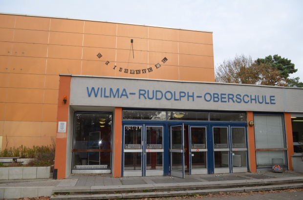 Berlin American High School is now Wilma Rudolph Oberschule