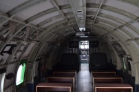 Inside the British Hastings TG 503