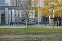 German Chancellery (front)