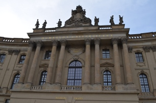 Humboldt University Library building