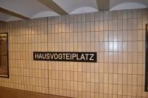 Hausvogteiplatz Station!