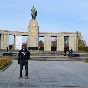 Russian War Memorial Tiergarten
