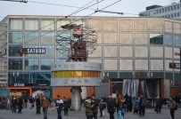 The World Clock in Alexanderplatz