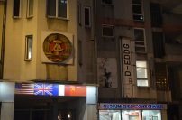 Checkpoint Charlie Museum takes up a city block