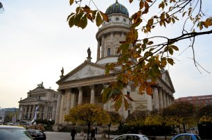 Gendarmenmarkt-French Church