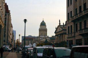 Gendarmenmarkt- German Church