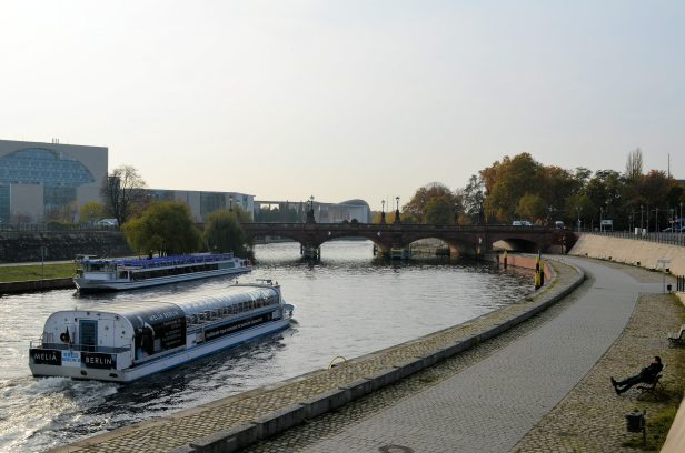 The Spree River