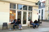 Starbuks in Potsdam