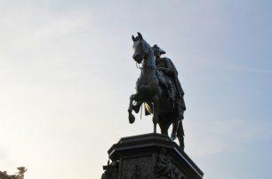 Statue of King Frederick II