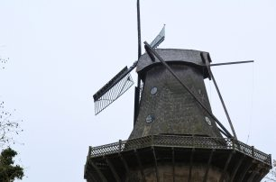 Historic Windmill at Sanssouci