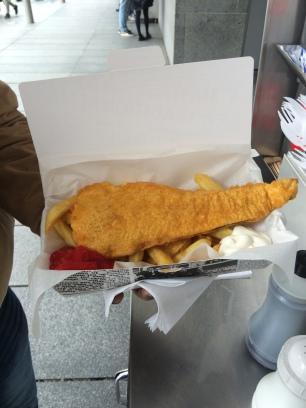 Fish and...