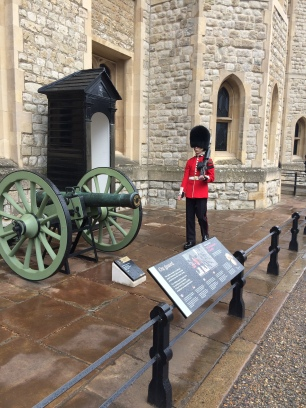 Tower of London - Tower Guard