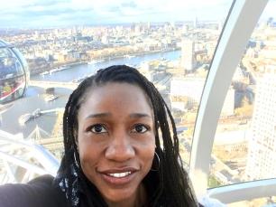 London Eye City View