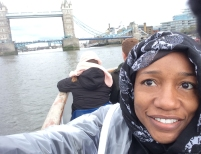 Tower Bridge selfie