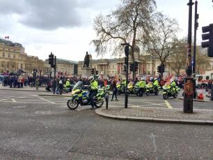Trafalgar Square protest