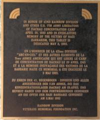 7th Army 'Liberators' commemoration