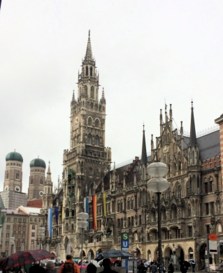 New Town Hall-Marienplatz