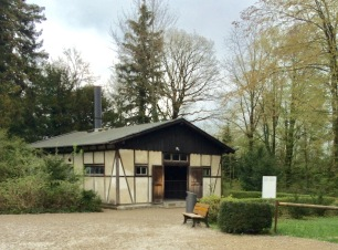 The old crematorium