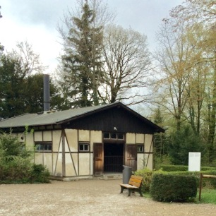The old crematorium