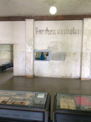Shunt room- prisoner in-processing
