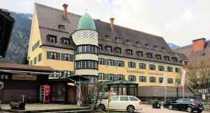 Oberammergau Hotel