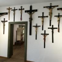 Crucifix room