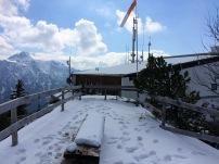 Top of Mount Tegelberg